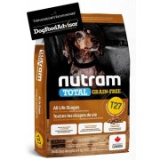 NUTRAM dog T27 - TOTAL GF SMALL chicken/turkey - 5,4kg