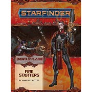 Sutter, James L Starfinder Adventure Path: Fire Starters (Dawn of Flame 1 of 6)
