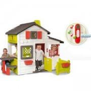Детска къща за за игра - приятели, Smoby, 310209