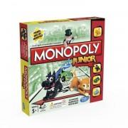 Joc Monopoly Junior - In limba romana - Hasbro