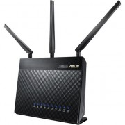 ASUS RT-AC68U Dual-band Wireless-AC1900 Gigabit Router, USB 3.0, IEEE 802.11a/b/g/n