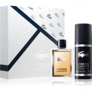 Lacoste L'Homme Lacoste lote de regalo eau de toilette 100 ml + desodorante en spray 150 ml