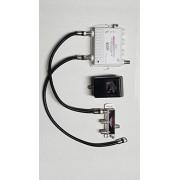 PCT Active Return Coaxial CATV Amplifier 10dB -MA-B1010-1A