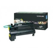 CARTUS TONER RETURN YELLOW C792A1YG 6000pg ORIGINAL LEXMARK C792E