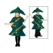 Costum Brad de Craciun copii 7-9 ani