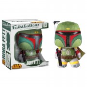 Fabrikations Star Wars Boba Fett Fabrikations Plush Figure
