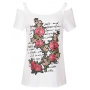 Fashionize Shirt Roses