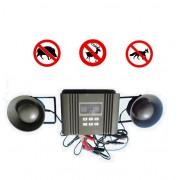 Generator de sunete împotriva porcilor mistreți și altor animale sălbatice - 33 decari