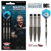 Bulls Steeldart Sets - Martin Schindler The Wall 90% Match Dart 25g