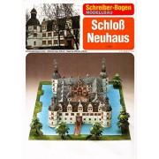 Aue Verlag Schreiber-Bogen Card Model Castle Neuhaus