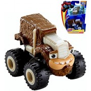 Nickelodeon Die Cast Blaze and the Monster Machines Gasquatch Monster Truck