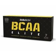 Biotech USA Aminosav BCAA ELITE 120db