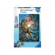 Puzzle Animale Preistorice, 150 Piese Ravensburger