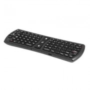 NGS Teclado Inalambrico Air Mouse TVHUNTER Negro