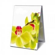 Jansen Display T-frame ekonomické reklamní áčko 700 x 1000 mm