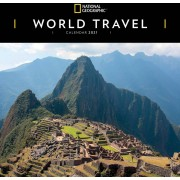 Tuinland Kalender 2021 World Travel National Geographic