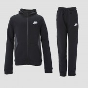 NIKE Sportswear core joggingpak zwart kinderen