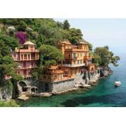 Puzzle KS Games - Coast Villas, 500 piese (KS-Games-11231)