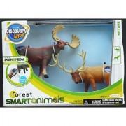 Discovery Kids Scanopedia Forest Smart Animals Moose & Elk