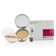 Moist Perfume Powder Pact (23 Natural Beige) 14.5g/0.51oz + Mini Hyaluronic Acid Primer 2pcs Pudră Compactă Umedă Parfumată (23 Natural Beige) 14.5g/0.51oz + Mini Bază Acid Hialuronic