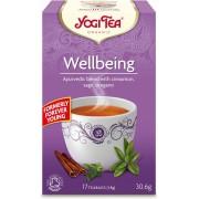 Yogi Tea Herbatka na dobre samopoczucie BIO 30,6 g