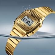SKMEI 1252 Fashion Luxury Women Watches Waterproof Countdown LED Digital Lady Watch For Woman Relogio Feminino Montre Fe