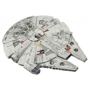 Bandai Vehicle Model 006 Star Wars Millennium Falcon Plastic Model Kit -Story Of Roue one-