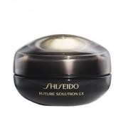 Shiseido Future Solution LX - Eye and Lip Contour Regenerating Cream New 17ml