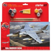 Kit Constructie Avion Bae Harrier Gr9a