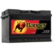 Banner Starting Bull 57233 jobb+ 72Ah / 650A akkumulátor
