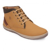 Red Chief Rust Mid Ankle Leather Boot For Men (RC3551 022)