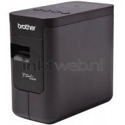 Brother PT-D750WZ - mat zwart