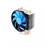 Охлаждане за процесор DeepCool GAMMAXX 300, съвместимост с Intel LGA1366/LGA775/LGA1150/LGA1151/LGA1155/LGA1156 & AMD AM4/FM2/FM1/AM3+/AM3/AM2+/AM2/K8