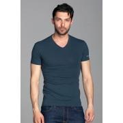 ENRICO COVERI 1501 férfi póló, szűk