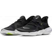Nike Free Rn 5.0 Heren Sportschoenen - Black/White - Maat 44