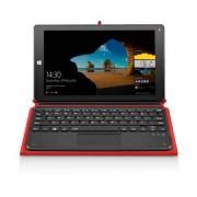 Multilaser Tablet M8W Plus Hibrido Windows 10 8.9 Pol. Intel 2GB 32GB Dual Câmera Vermelho Multilaser - NB243 NB243