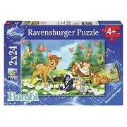 Ravensburger My Friend Bambi Jigsaw Puzzle (2 x 24 Piece)