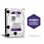 Disco Rígido - WD80PURZ - 8000GB Intelbras -