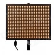 Aputure Amaran AL-528S 528-LED 30W 5000lm 5500K Luz video - negro (enchufe de AU)