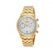 Reloj Bulova 97b149 Para Hombre - Dorado