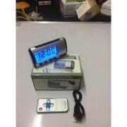 Spy India Spy Digital Table Clock Camera