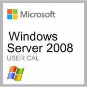 MICROSOFT Windows Server 2008 User Cal 10 Utilisateurs