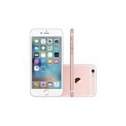 iPhone 6S Ouro Rosa, MKQW2BZ/A, Tela de 4.7, 128GB, 12MP