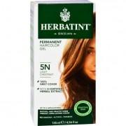 Herbatint Permanent Herbal Haircolour Gel 5N Light Chestnut - 135 ml
