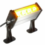Proiector Liniar Alb Neutru 4 LEDuri Osram Germania 960lm 12W