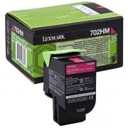 Lexmark 70C2HM0 - 702HM toner magenta