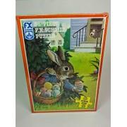 Fx Schmid 36 Piece Puzzle Easter Egg Hunt