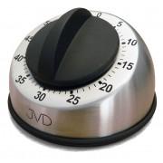 Mechanická kovová minutka JVD DM 83
