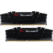 DDR4 32GB (2x16GB), DDR4 3200, CL14, DIMM 288-pin, G.Skill RipjawsV F4-3200C14D-32GVK, 36mj