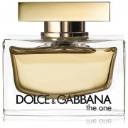 DOLCE & GABBANA THE ONE 75 ML EDP / WOMAN